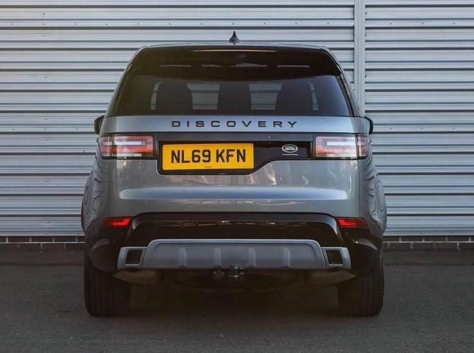 2019 Land Rover SD V6 Landmark Edition Auto 4WD 5-door (Grey) - Image: 6