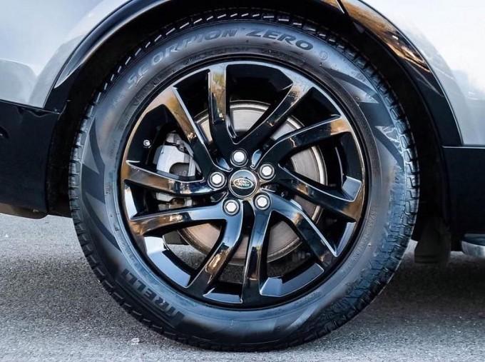 2019 Land Rover SD V6 Landmark Edition Auto 4WD 5-door (Grey) - Image: 8