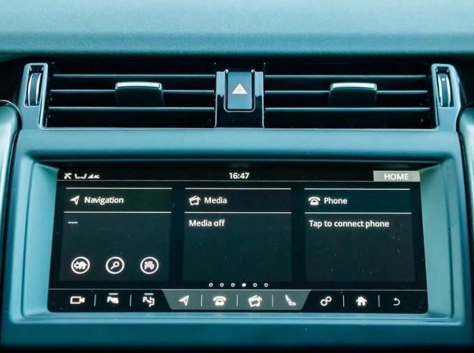 2019 Land Rover SD V6 Landmark Edition Auto 4WD 5-door (Grey) - Image: 11