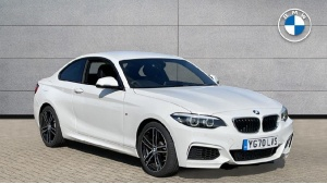 2020 BMW 2 Series 218i M Sport Coupe 2-door