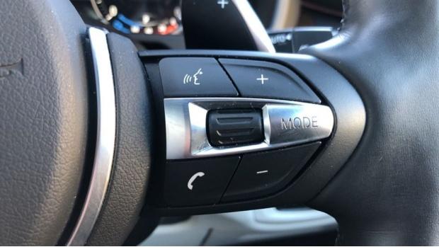 2018 BMW XDrive30d M Sport (Black) - Image: 18