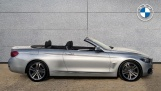 2019 BMW 420d Sport Convertible (Silver) - Image: 3