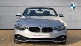 2019 BMW 420d Sport Convertible (Silver) - Image: 16