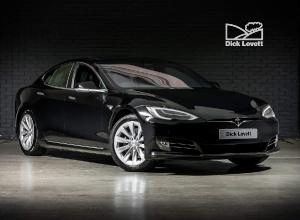 2018 Tesla Model S 75D Auto 4WD 5-door