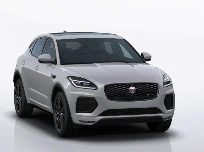 2021 Jaguar D200 MHEV R-Dynamic SE Auto 5-door (Grey) - Image: 1