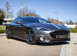 2019 Aston Martin Rapide AMR Coupe