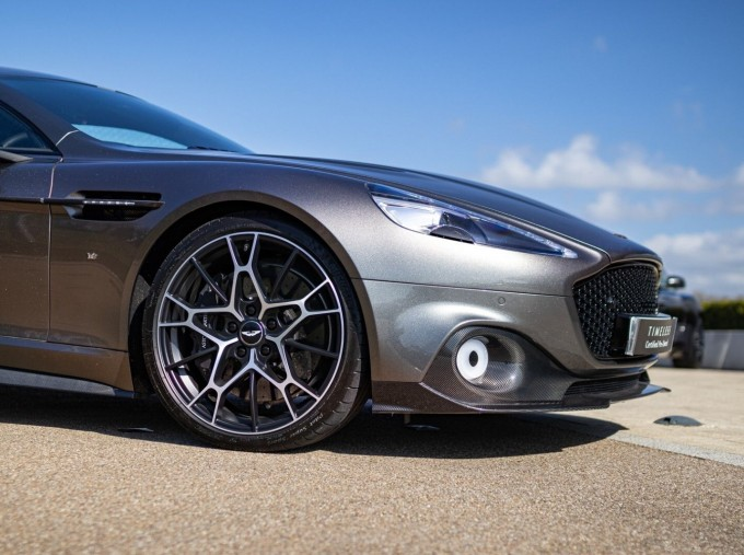 2019 Aston Martin AMR Coupe (Silver) - Image: 20