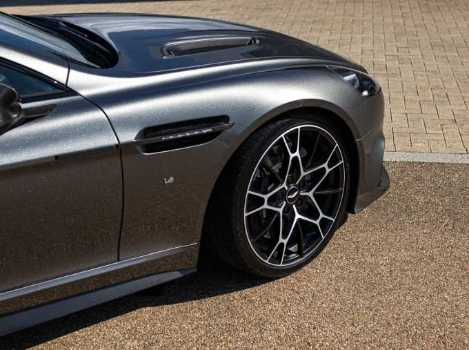 2019 Aston Martin AMR Coupe (Silver) - Image: 23