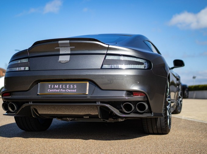 2019 Aston Martin AMR Coupe (Silver) - Image: 30