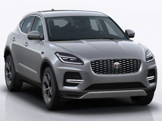 2021 Jaguar P200 MHEV SE Auto 5-door (Grey) - Image: 1