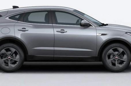 2021 Jaguar P200 MHEV SE Auto 5-door (Grey) - Image: 2