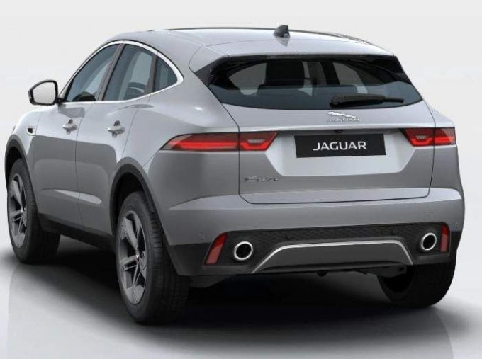 2021 Jaguar P200 MHEV SE Auto 5-door (Grey) - Image: 3