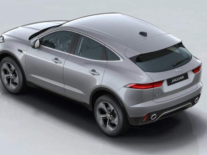 2021 Jaguar P200 MHEV SE Auto 5-door (Grey) - Image: 4