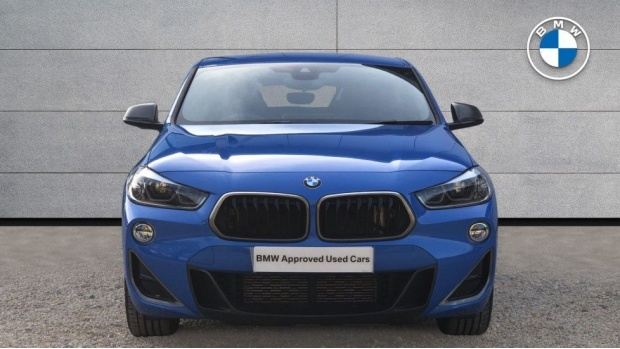 2019 BMW M35i (Blue) - Image: 16