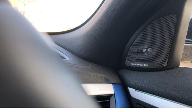 2019 BMW M35i (Blue) - Image: 20