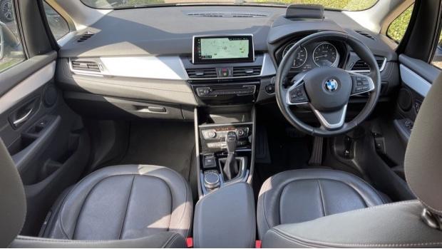 2017 BMW 225xe iPerformance Luxury Active Tourer (Grey) - Image: 4
