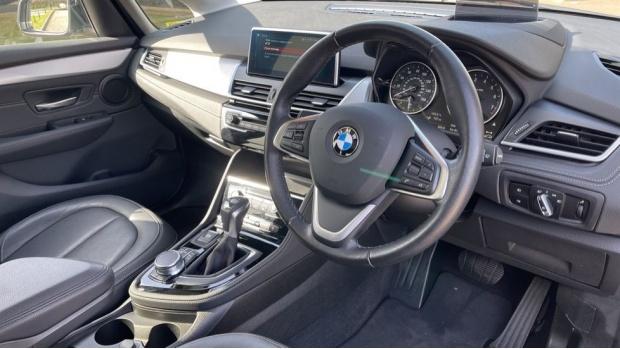 2017 BMW 225xe iPerformance Luxury Active Tourer (Grey) - Image: 6