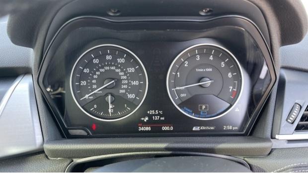 2017 BMW 225xe iPerformance Luxury Active Tourer (Grey) - Image: 9