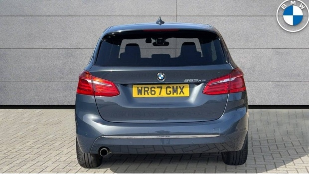 2017 BMW 225xe iPerformance Luxury Active Tourer (Grey) - Image: 15