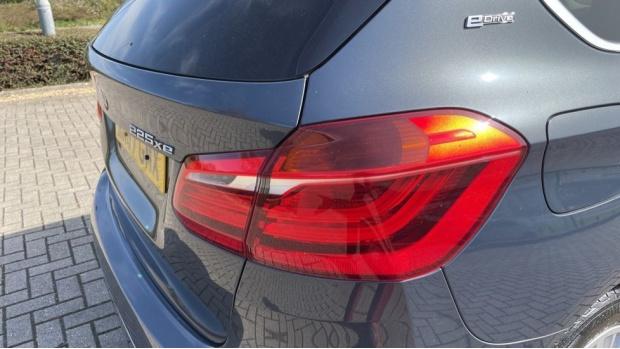 2017 BMW 225xe iPerformance Luxury Active Tourer (Grey) - Image: 22