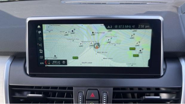2017 BMW 225xe iPerformance Luxury Active Tourer (Grey) - Image: 40