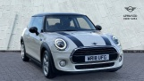 2018 MINI Cooper 3-door Hatch (White) - Image: 1