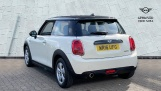 2018 MINI Cooper 3-door Hatch (White) - Image: 2