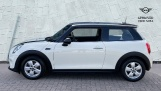 2018 MINI Cooper 3-door Hatch (White) - Image: 3