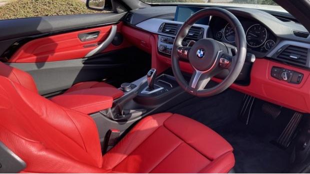 2019 BMW 435d xDrive M Sport Coupe (White) - Image: 6