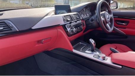 2019 BMW 435d xDrive M Sport Coupe (White) - Image: 7