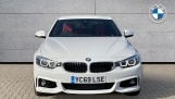 2019 BMW 435d xDrive M Sport Coupe (White) - Image: 16