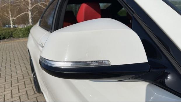 2019 BMW 435d xDrive M Sport Coupe (White) - Image: 25