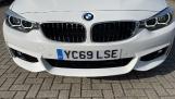 2019 BMW 435d xDrive M Sport Coupe (White) - Image: 27