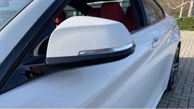 2019 BMW 435d xDrive M Sport Coupe (White) - Image: 30