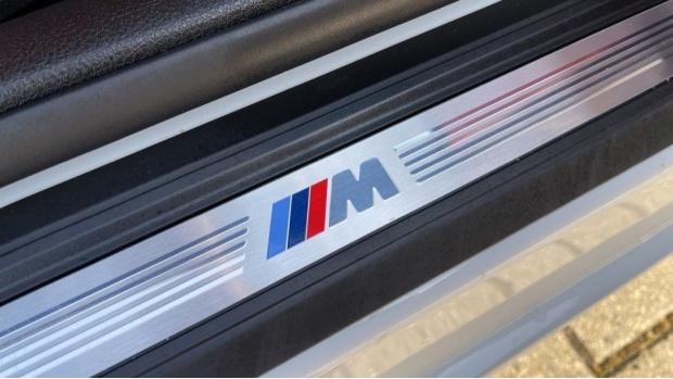 2019 BMW 435d xDrive M Sport Coupe (White) - Image: 37