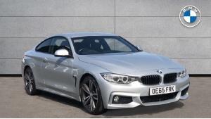 2015 BMW 4 Series 430d M Sport Coupe 2-door
