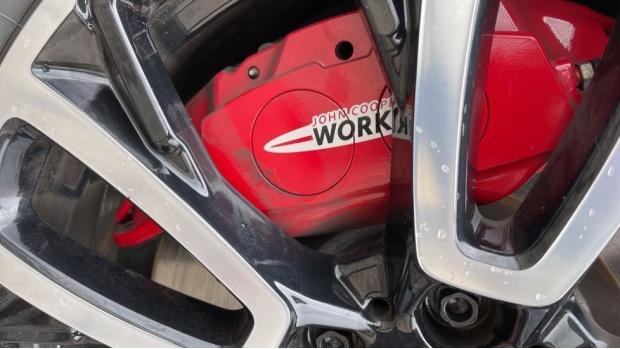 2020 MINI F54 John Cooper Works 306HP (Silver) - Image: 35
