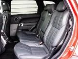 2017 Land Rover SD V8 Autobiography Dynamic CommandShift 2 5-door (Red) - Image: 4