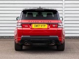 2017 Land Rover SD V8 Autobiography Dynamic CommandShift 2 5-door (Red) - Image: 6