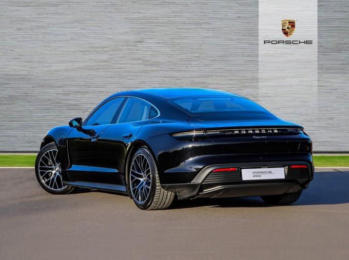 2021 Porsche 93.4kW Performance Auto 4-door (Black) - Image: 2