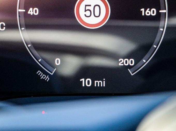 2021 Porsche 93.4kW Performance Auto 4-door (Black) - Image: 9