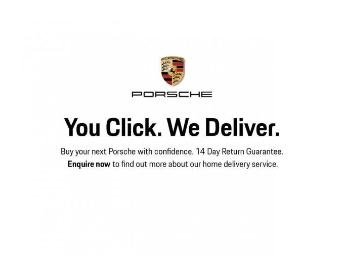 2021 Porsche 93.4kW Performance Auto 4-door (Black) - Image: 12