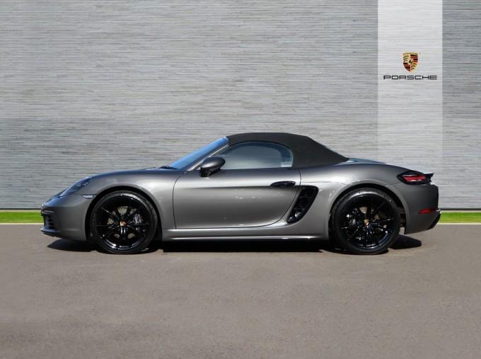 2021 Porsche PDK 2-door (Grey) - Image: 5