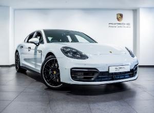 2021 Porsche Panamera 4 PDK 4-door