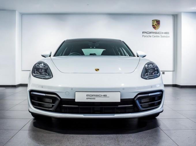 2021 Porsche V6 E-Hybrid 14kWh 4 PDK 4WD 4-door (White) - Image: 6