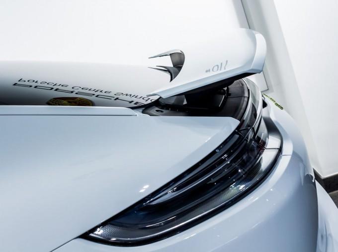 2021 Porsche V6 E-Hybrid 14kWh 4 PDK 4WD 4-door (White) - Image: 10