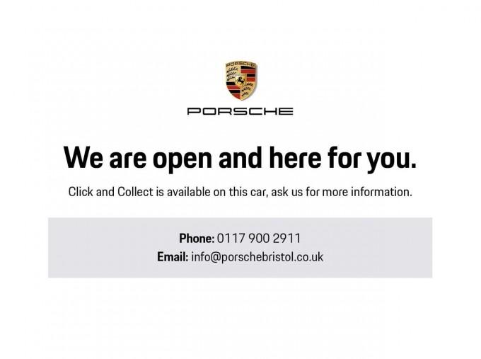 2020 Porsche V6 S PDK 4WD 5-door (Blue) - Image: 12