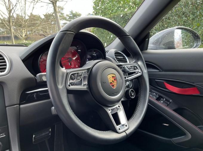 2019 Porsche T PDK 2-door (Black) - Image: 21