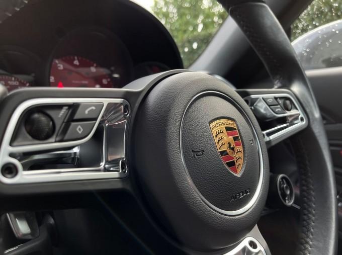2019 Porsche T PDK 2-door (Black) - Image: 22