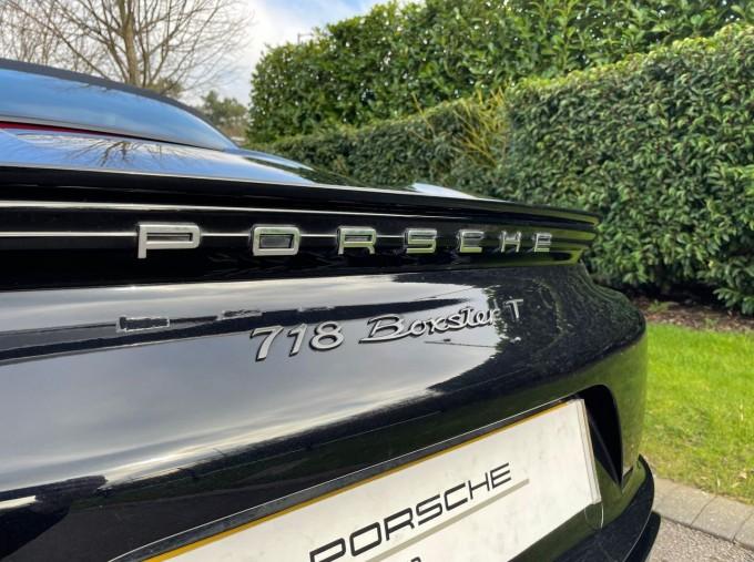 2019 Porsche T PDK 2-door (Black) - Image: 26